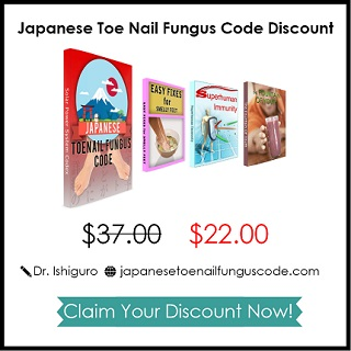 Japanese Toe Nail Fungus Code Review Special Discount